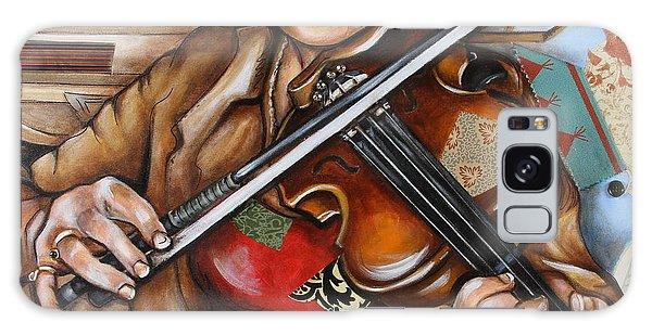 Vaquera De The Fiddle Galaxy Case