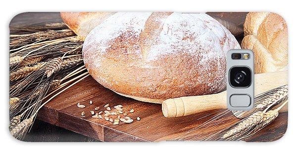 Variety Of Breads Galaxy Case by Stephanie Frey