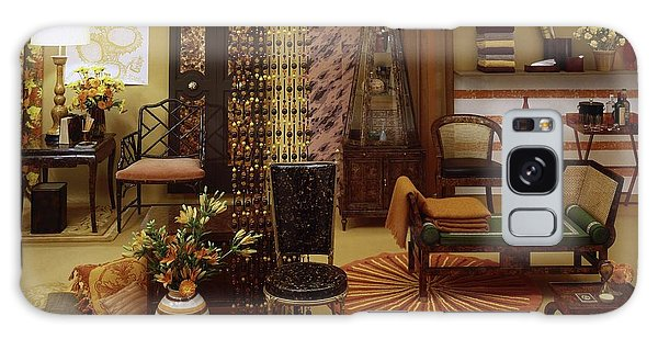 Various Tortoise Shell Furniture And Accessories Galaxy Case
