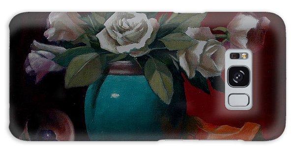 Vase Galaxy Case by Rick Fitzsimons