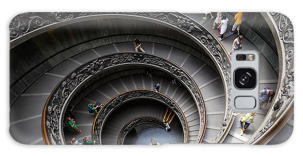 Place Galaxy Case - Vatican Spiral Staircase by Inge Johnsson