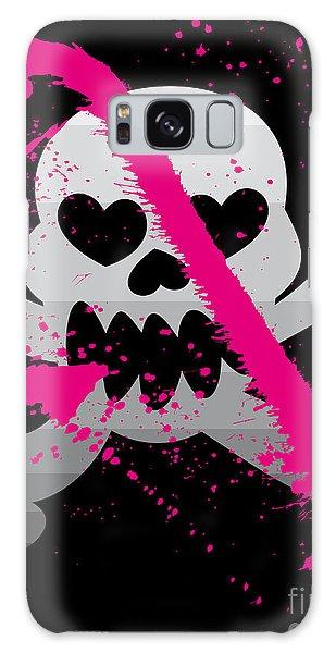 Death Galaxy Case - Vector Illustration Of Skull by Arinabodorina