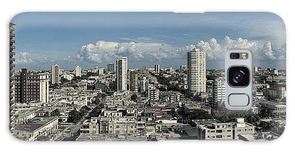 Vedado Havana Cuba Galaxy Case