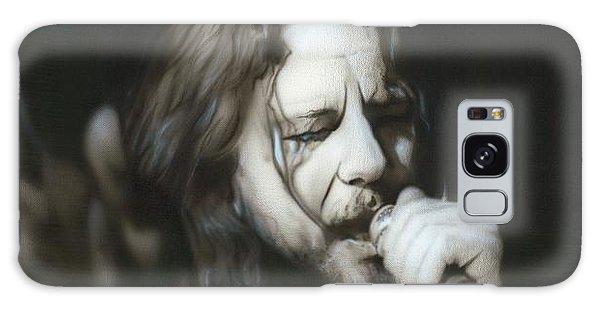 Pearl Jam Galaxy Case - Vedder IIi by Christian Chapman Art