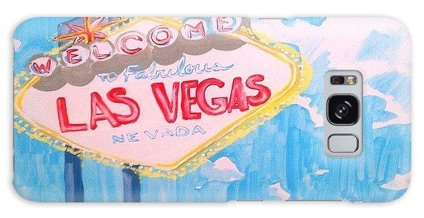 Vegas Galaxy Case by Marisela Mungia