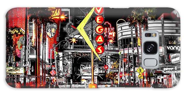 Vegas Nights Galaxy Case by Az Jackson