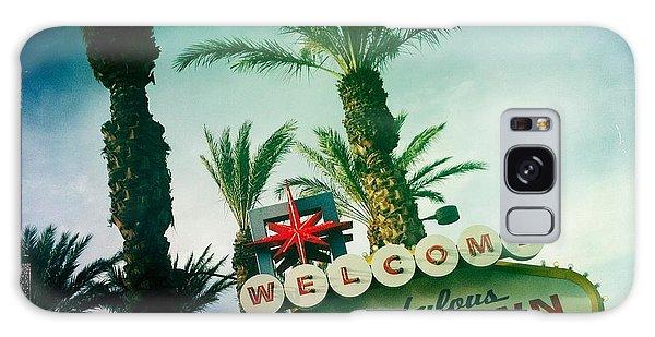 Vegas Galaxy Case by Nina Prommer