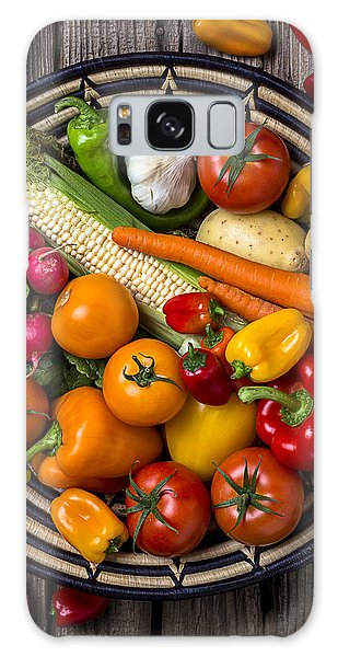 Vegetable Basket    Galaxy Case by Garry Gay