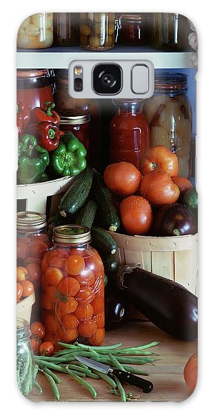 Vegetables For Pickling Galaxy Case