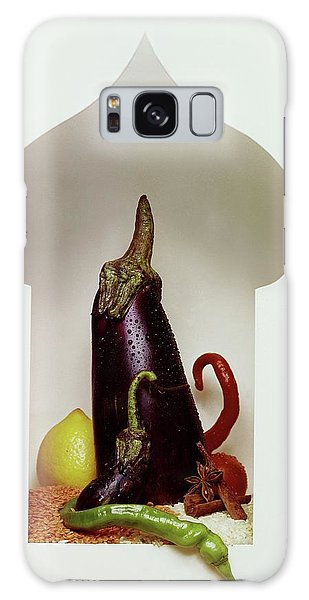 Vegetables In The Shape Of A Mosque Galaxy Case