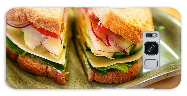 Veggie Sandwich Galaxy Case