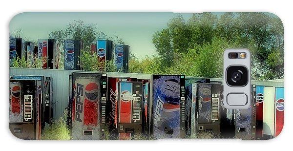 Vending Machine Graveyard Galaxy Case