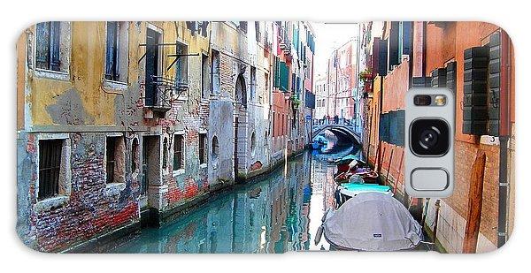 Venetian Calm Galaxy Case