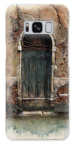 Venetian Door 01 Elena Yakubovich Galaxy Case