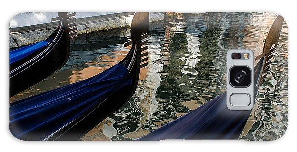 Venetian Gondolas Galaxy Case