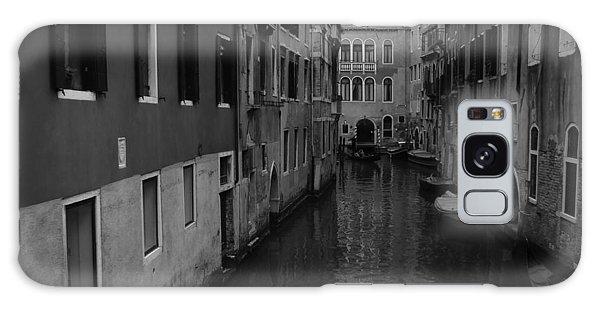 Venetian Monochrome Bw Galaxy Case