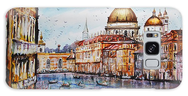 Venetian Paradise Galaxy Case
