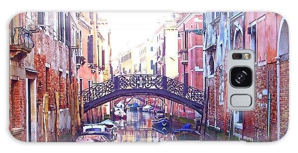 Venetian Reflections Galaxy Case