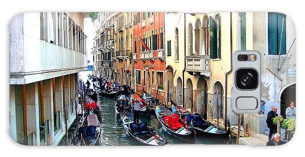 Venetian Traffic Jam Galaxy Case