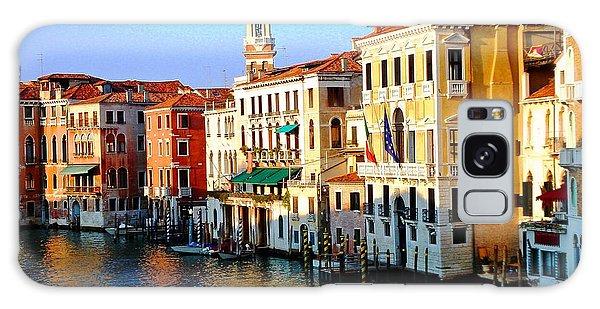 Venezia Grand Canal Galaxy Case