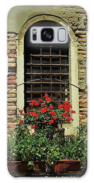 Venice Antique Window Galaxy Case