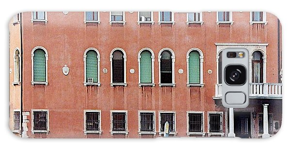Venice Apartment Galaxy Case