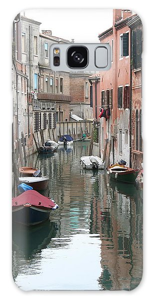 Venice Backstreets Galaxy Case