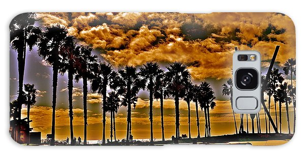 Venice Beach California Galaxy Case