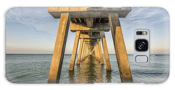Venice Below The Pier Galaxy Case