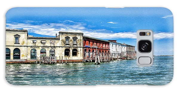 Venice By Sea Galaxy Case by Oscar Alvarez Jr