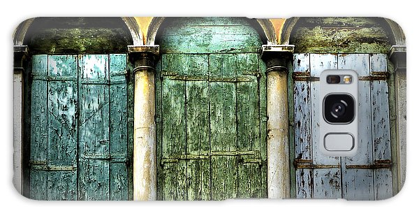 Venice Italy 3 Doors Galaxy Case