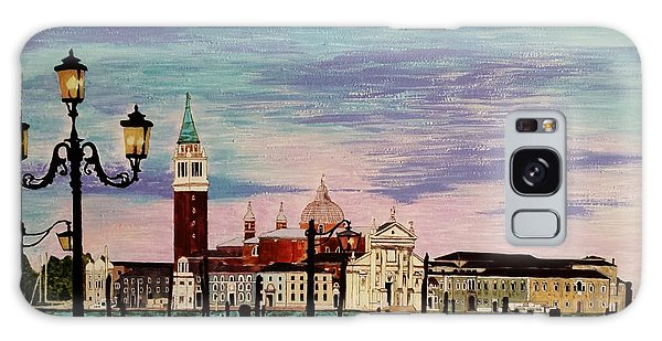 Venice  Italy By Jasna Gopic Galaxy Case