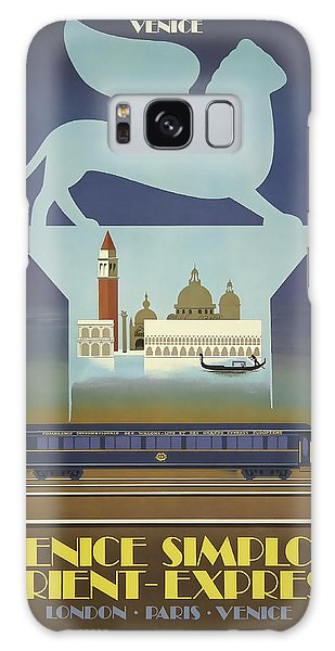 Venice Orient Express Galaxy Case