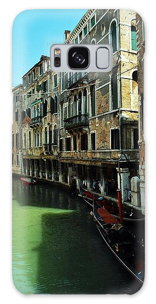 Venice River Galaxy Case