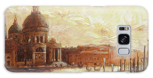 Venice - Santa Maria Della Salute Galaxy Case