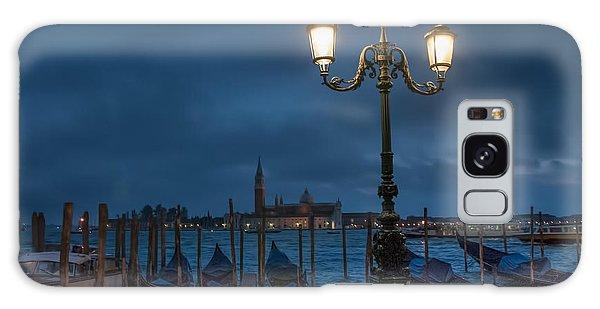 Venice Streetlight Galaxy Case
