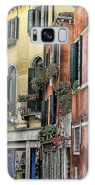 Windows In Venice  Galaxy Case