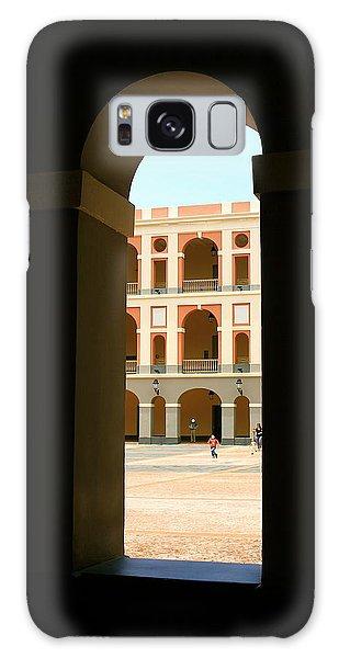 Ventana De Arco Galaxy Case by The Art of Alice Terrill