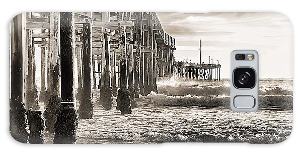 Ventura Pier Study I Galaxy Case