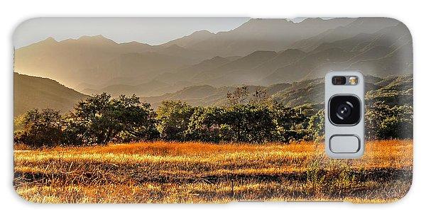 Ventura River Preserve Galaxy Case