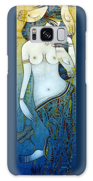 Venus With Doves Galaxy Case