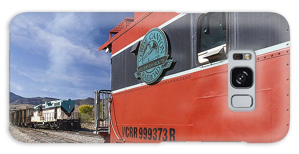 Verde Canyon Railway Caboose Galaxy Case