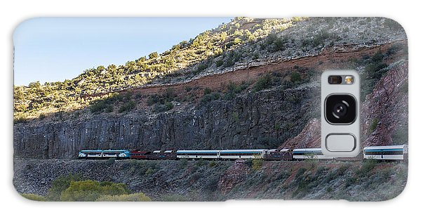 Verde Canyon Railway Landscape 1 Galaxy Case
