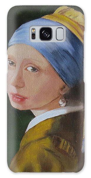Vermeer Study Galaxy Case by Sharon Schultz