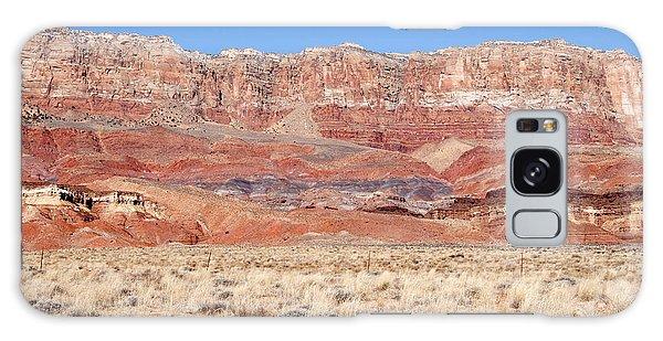 Vermillion Cliffs Colors Galaxy Case by Bob and Nancy Kendrick