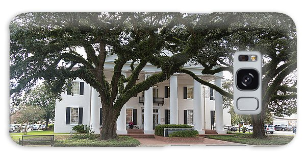 Vermillion Parish Courthouse Galaxy Case by Gregory Daley  PPSA