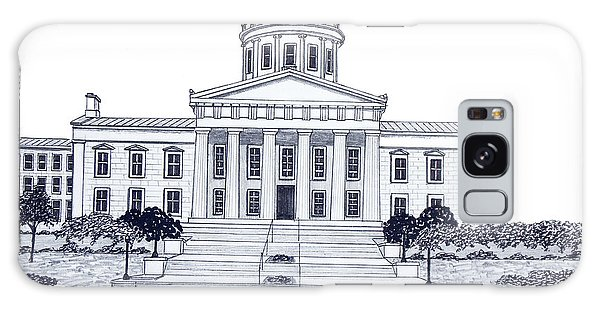 Vermont State House Galaxy Case