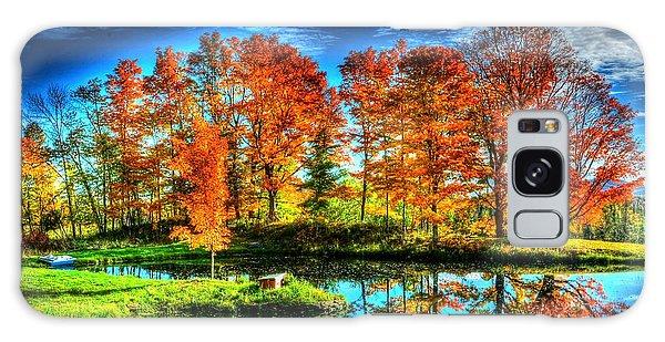Vermont Colors Galaxy Case
