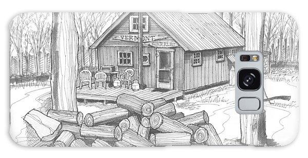 Vermont Hunter Lodge Galaxy Case