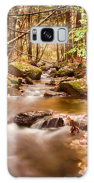 Vermont Stream Galaxy Case by Jeff Folger